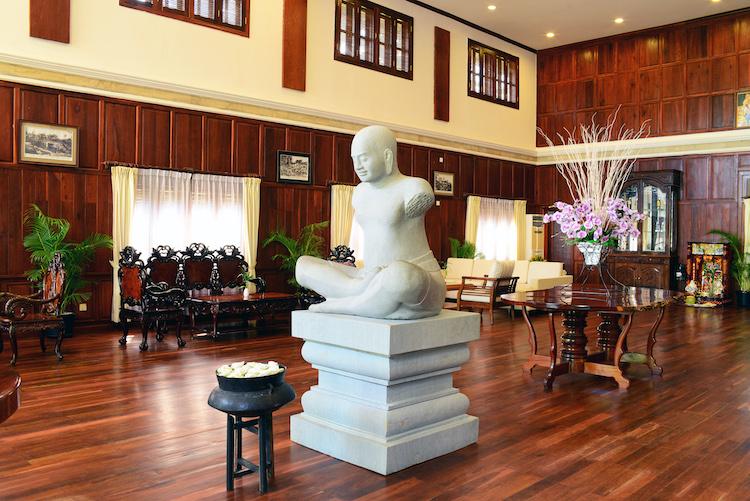Lobby, Sokhalay Angkor Inn, Siem Reap