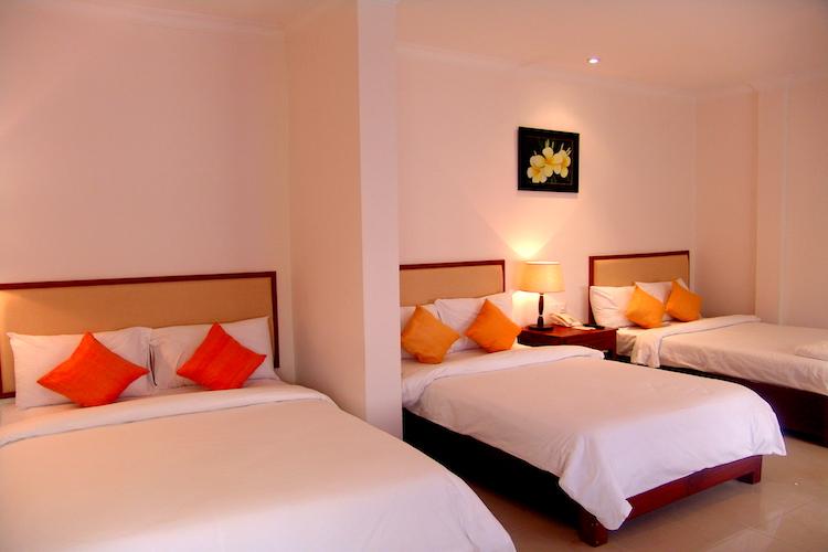 Sokhalay Angkor Inn - Standard Triple 1