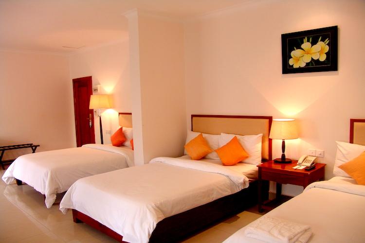 Sokhalay Angkor Inn - Standard Triple 2